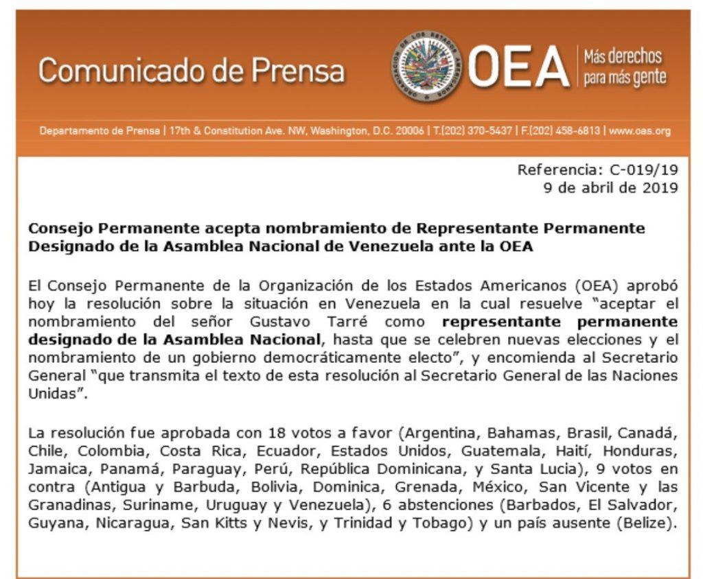 comunicado_oea