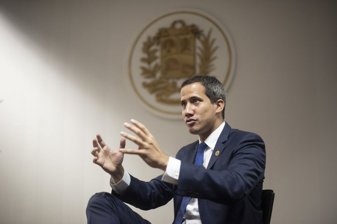 guaido_welcomes