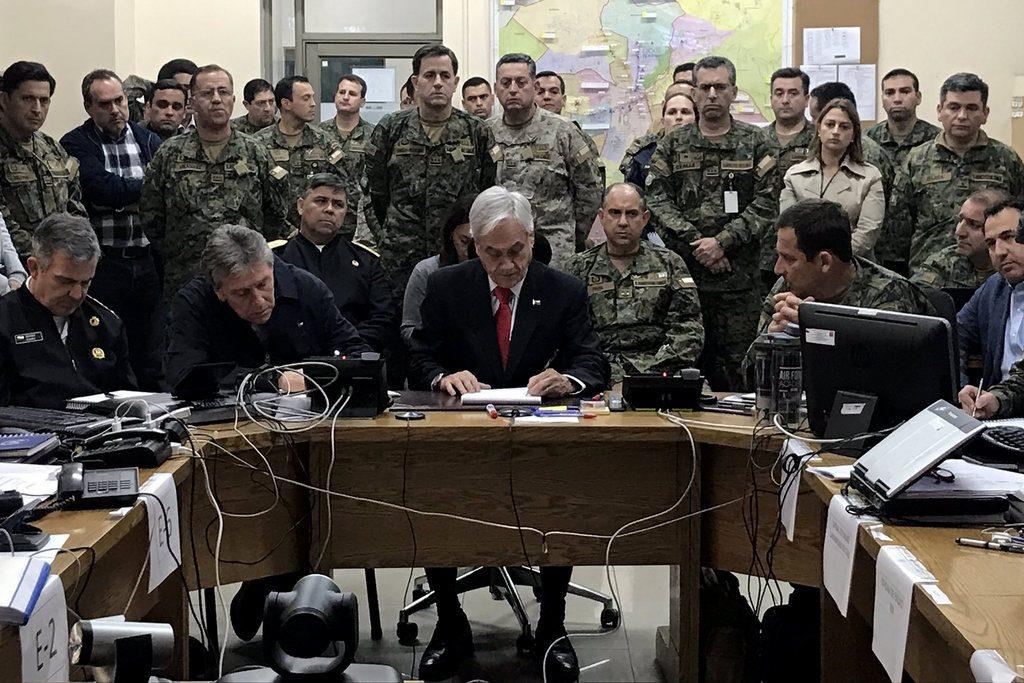 pinera_militares