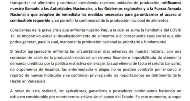 comunicado1_fedeagro